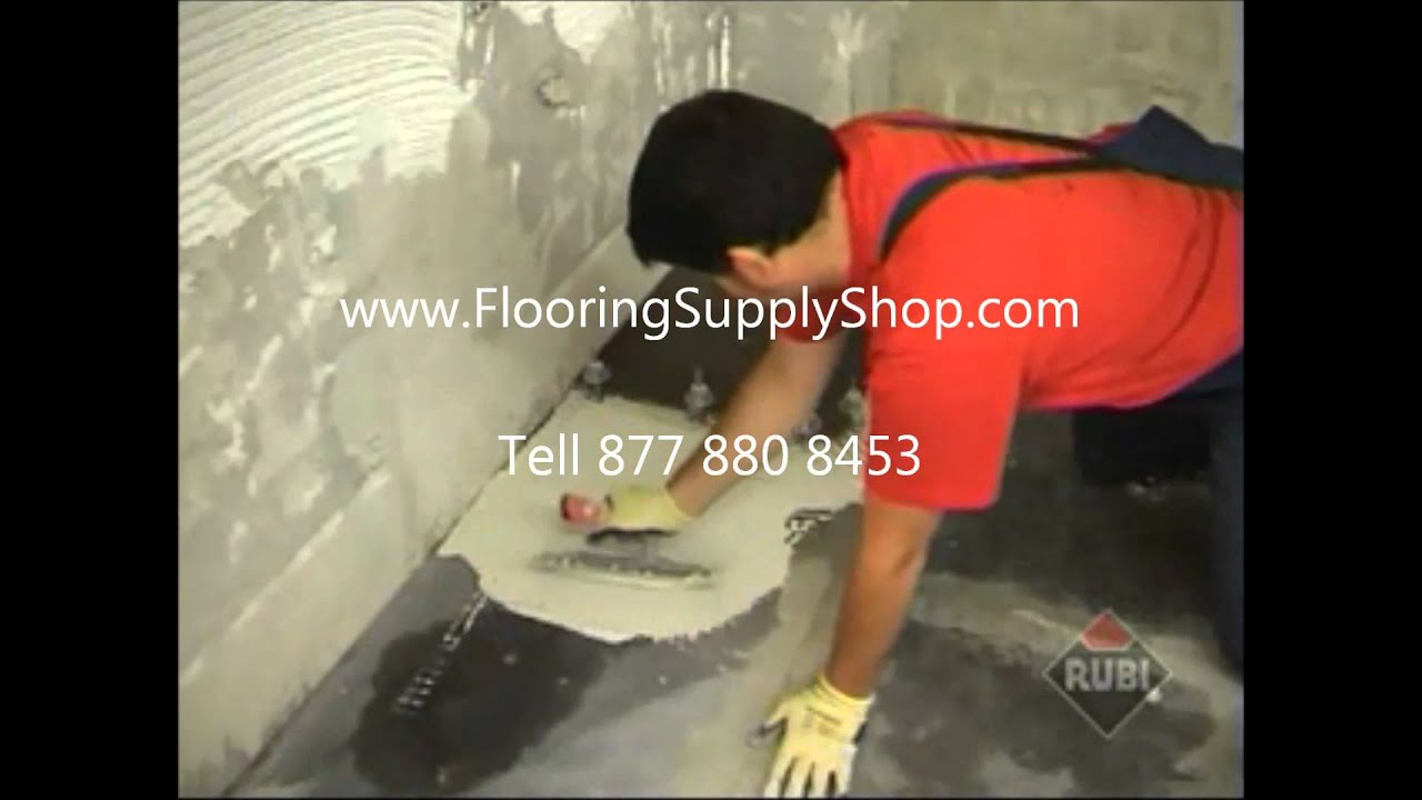 rubi tile leveling system how to use
