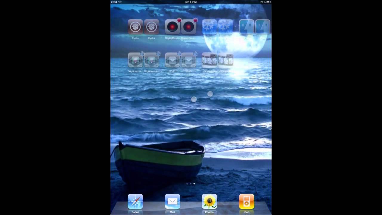 Ipad 2 Wallpaper Hd Dimensions: How To Get HD Video Wallpaper On The IPad 2