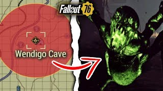 Fallout 76 | What Happens if You Nuke the Wendigo Cave? (Fallout 76 Secrets)