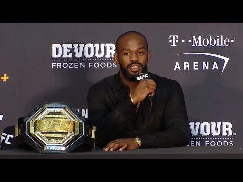UFC 239׃ Главные моменты пресс-конференции