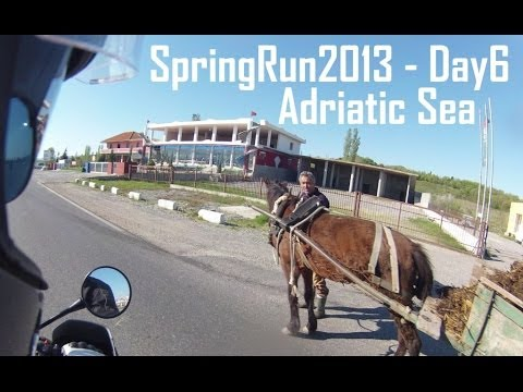 SpringRun2013 - Adriatic Sea - Day6