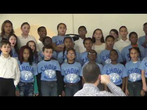 Indian head elementary school chorus song 1
