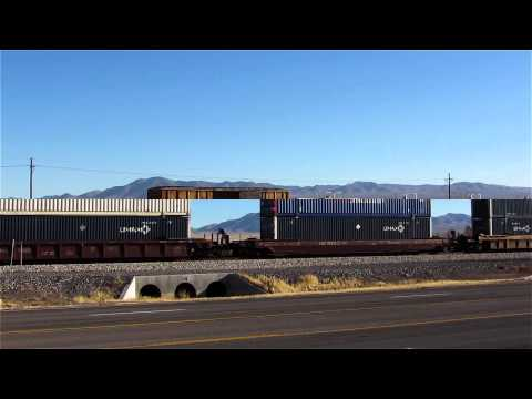 Trains In New Mexico