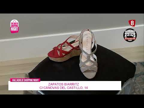 ZAPATOS BIARRITZ- SHOPPING NIGHT 2018