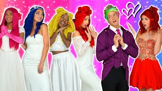 ALL RAP POPS WANT TO MARRY CHESHIRE. (MUSIC VIDEO) MY HEARTBEAT BELONGS TO YOU. Totally TV