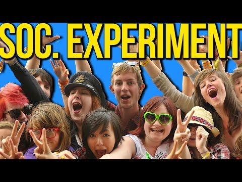 SOC. EXPERIMENT │ NA 15 SEKÚND CELEBRITOU