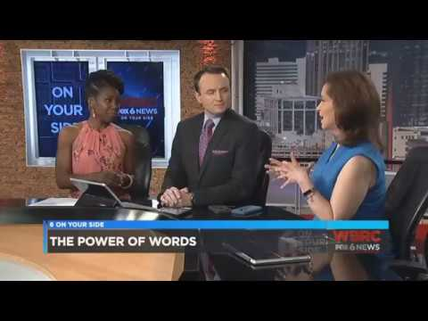 The power of words Part 1 WBRC FOX6 News Birmingham, AL