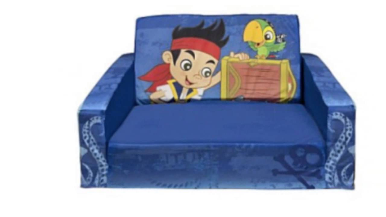 Exceptionnel Marshmallow Flip Open Sofa With Jake And Neverland Pirates