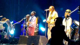 arcade fire wake up bilbao bbk live 2016