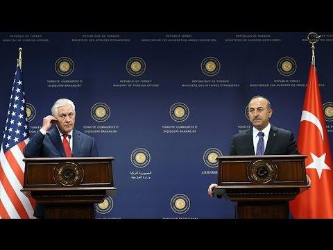 Dışişleri Bakanı Çavuşoğlu: Adil Öksüz ile ilgili somut detayları görmek isteriz
