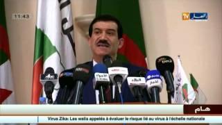 عمار غول يدعو الدول الكبرى إلى مراجعة قرارها بشأن التدخل العسكري في ليبيا