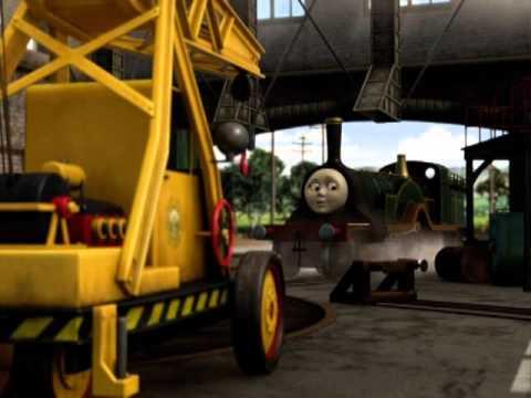 Kevin, la locomotora de vapor