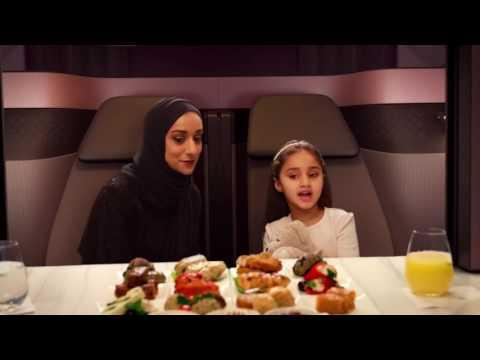 Corporate Travel Concierge presents Qatar Airways Qsuite
