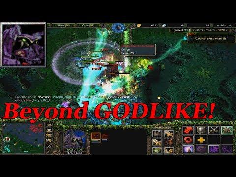 DOTA 1 - Arc Warden, Zet BEYOND GODLIKE! (HARD GAME)