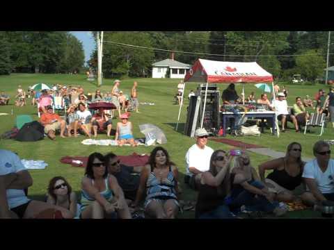 Deb Wallace, Bill Wallace, Darcy Ura, Donny McDougall, Deon Wysocki ConeyFest2 2010