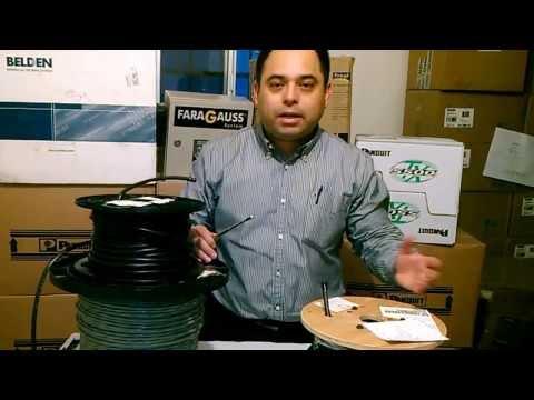 Cable Uso Rudo THHN THWN General Cable, 600V, 90C, Blindado, Resistente UV, TC-ER |