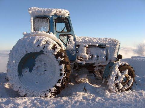Трактора Tractors