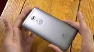 ZTE Axon 7 - Unboxing & First Look! (4K)