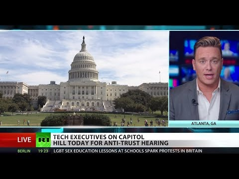 Dems, GOP dream of regulating Big Tech – Ben Swann