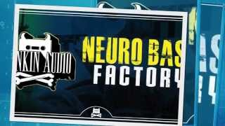 Bass One Shots - Neuro Bass Factory by Rankin Audio