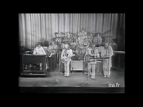 The Beach Boys- Live in Paris 1969/06/16