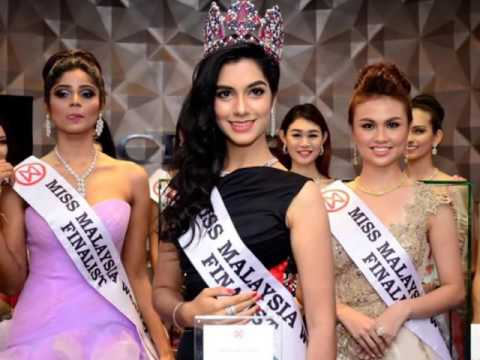 Miss World Malaysia 2016 Top 5 Early Prediction.