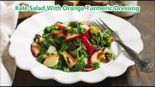 Top 5 DELICIOUS AND HEALTHY TURMERIC RECIPES