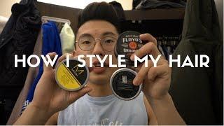 HOW I STYLE MY HAIR
