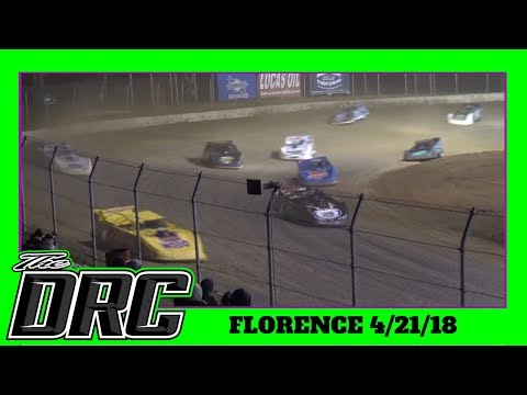 Florence Speedway | 4/21/18 | 42nd Annual Spring 50