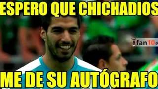 Memes Mexico vs Uruguay en la Copa America.
