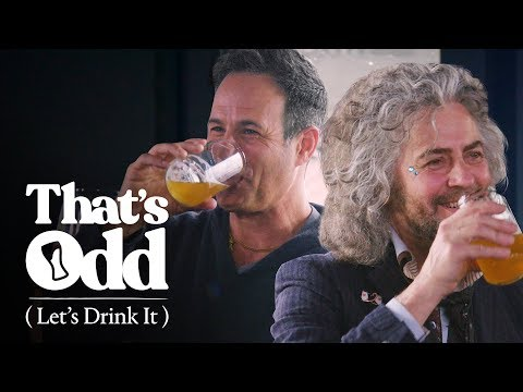 Flaming Lips Frontman Wayne Coyne Tries Collaboration Beers | That's Odd, Let's Drink It