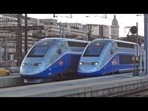 TGV - Paris Gare de Lyon