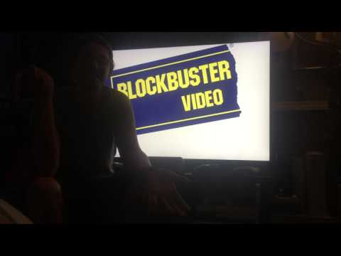 Blockbuster / Hollywood video memories