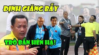 TIN SÁNG 21/11: TIN-HOT ! Người trong cuộc chính thức tố TRÒ BẨN của người Thái với thầy Park