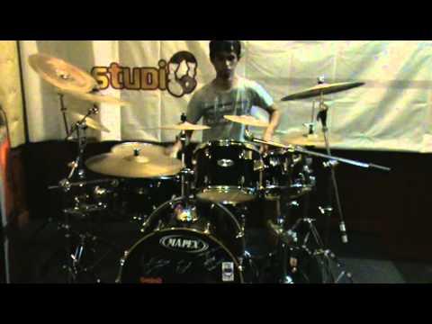 Haris Drum Cover 7uliette - Bertemu Selingkuh.MPG