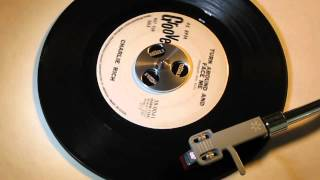 CHARLIE RICH - TURN AROUND AND FACE ME ( GROOVE 58-0041 ) www.raresoulman.co.uk John Manship