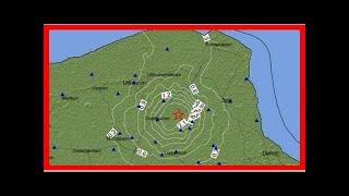Aardbeving van 2,8 bij Garsthuizen