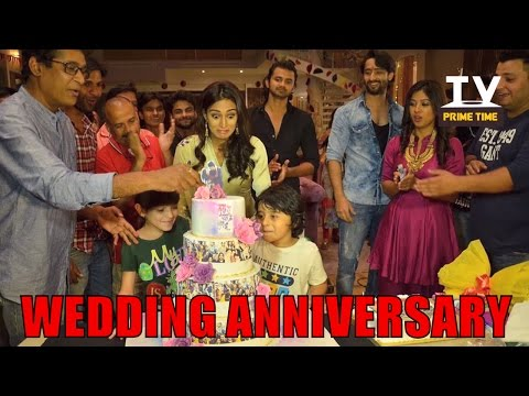 Thumbnail: Dev & Sonakshi Celebrates Their WEDDING ANNIVERSARY | Kuch Rang Pyar Ke Aise Bhi | TV Prime Time