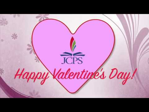 Happy Valentine\'s Day from JCPS - YouTube