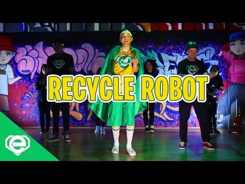 Recycle Robot: Mr. Eco Official Music Video