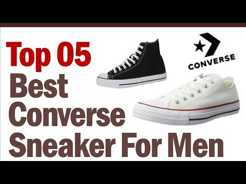 Top 5  Converse Sneakers For Men 2019? How To Style Converse