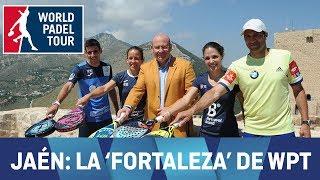 El Caja Rural Jaén Open ya es la 'fortaleza' de World Padel Tour