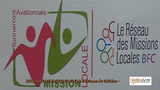 La Mission locale d'Avallon-Tonnerre ! Découvrir les métiers de l'industrie !