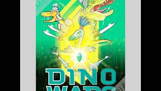 Dino Wars 3 - The Gladiator Games. Children's Fiction