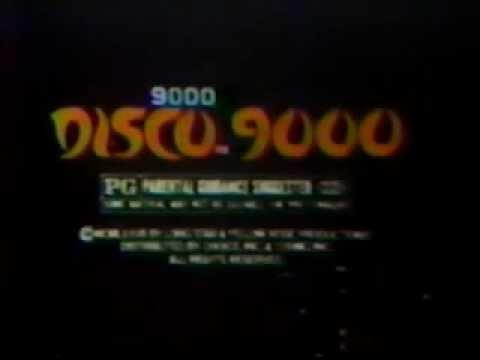 Trailer do filme Disco 9000
