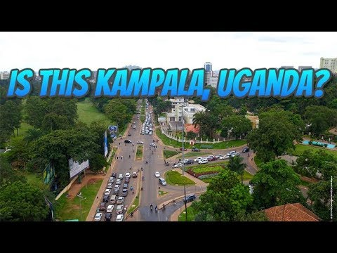You Cant Believe This Is Kampala, Uganda 2019