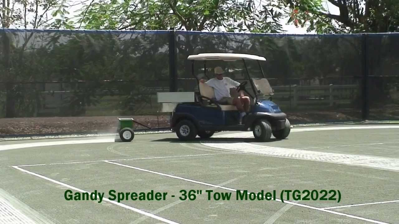Gandy Spreader - 36