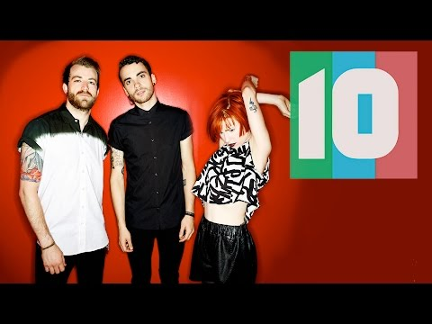 Top 10 Paramore Songs