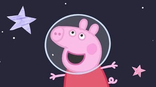 Peppa Pig Official Channel | Peppa Pig Flies to the Moon!