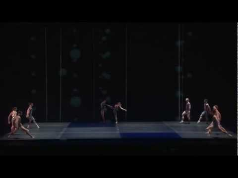 Merce Cunningham Dance Company at BAM: BIPED